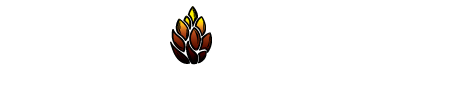 fireforge logo with hopcone